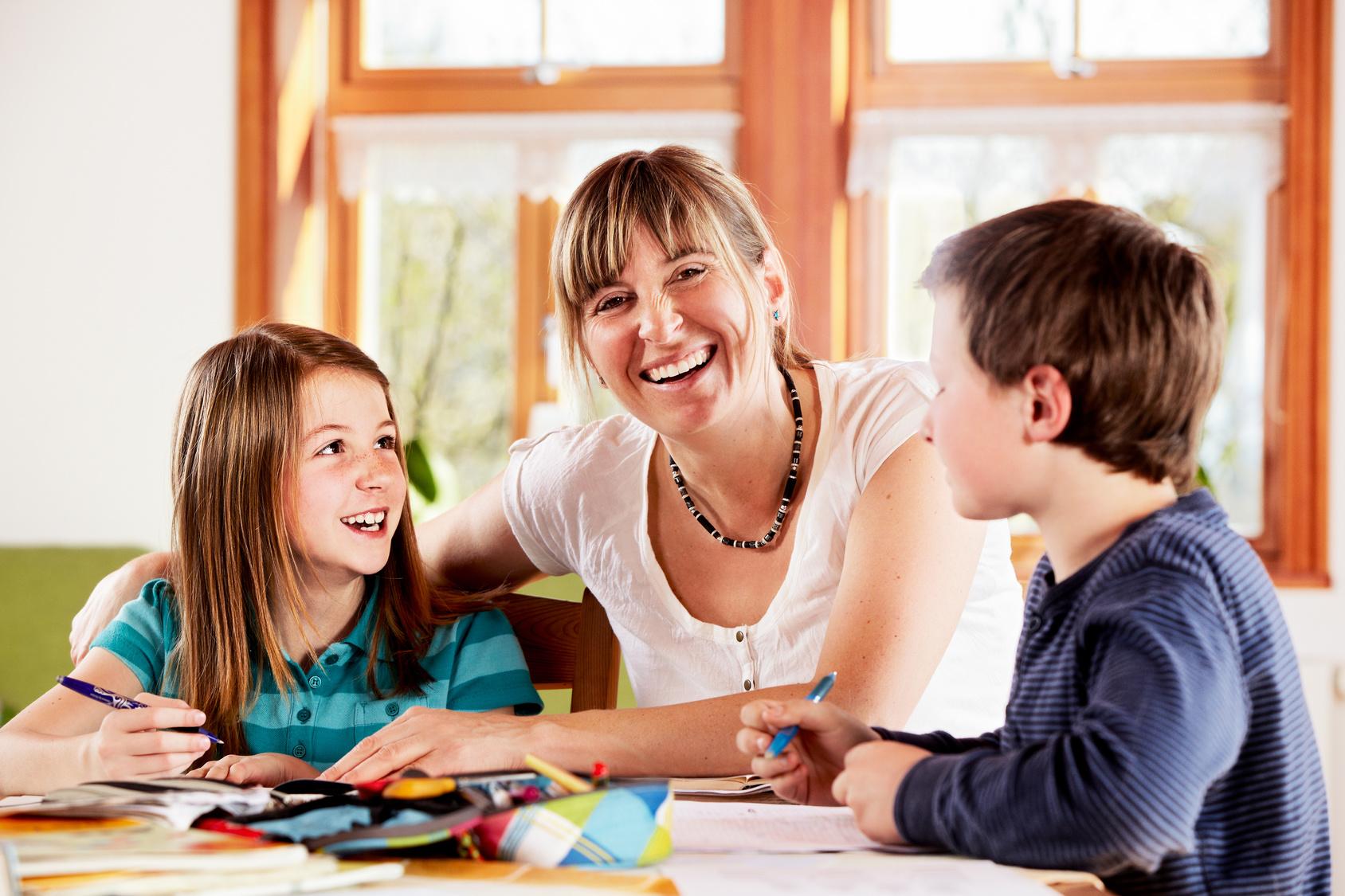 COMPITI SENZA STRESS – un percorso per i genitori