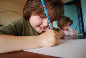 I compiti sono un affare dei bambini?